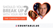 "Countable Launches ""Congressional Compatibility Quiz"""