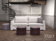 Benjami Sofa 98024 from Zuo Modern