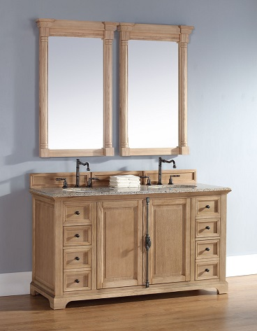 to unfinished solid wood bathroom vanities from james martin furniture