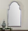Uttermost Brayden Arched Silver Mirror 14479
