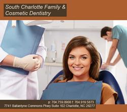 Dental Hygiene Month - South Charlotte Dentist - Dentist In Ballantyne