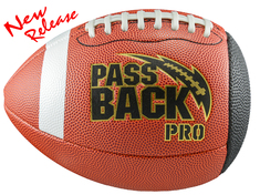 "Today the Passback Football is now recognized as one of the leading ""FootBall"" Training Aids in the World."