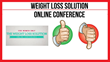 Weight Loss Solution Online Conference: Review Examining Neely Quinn's Program  Released