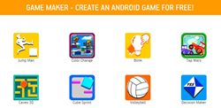 make an app game