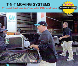 T-N-T Moving Systems - Commercial Moving in Charlotte