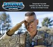 Savannah Hyundai Renews Participation in Military Discount