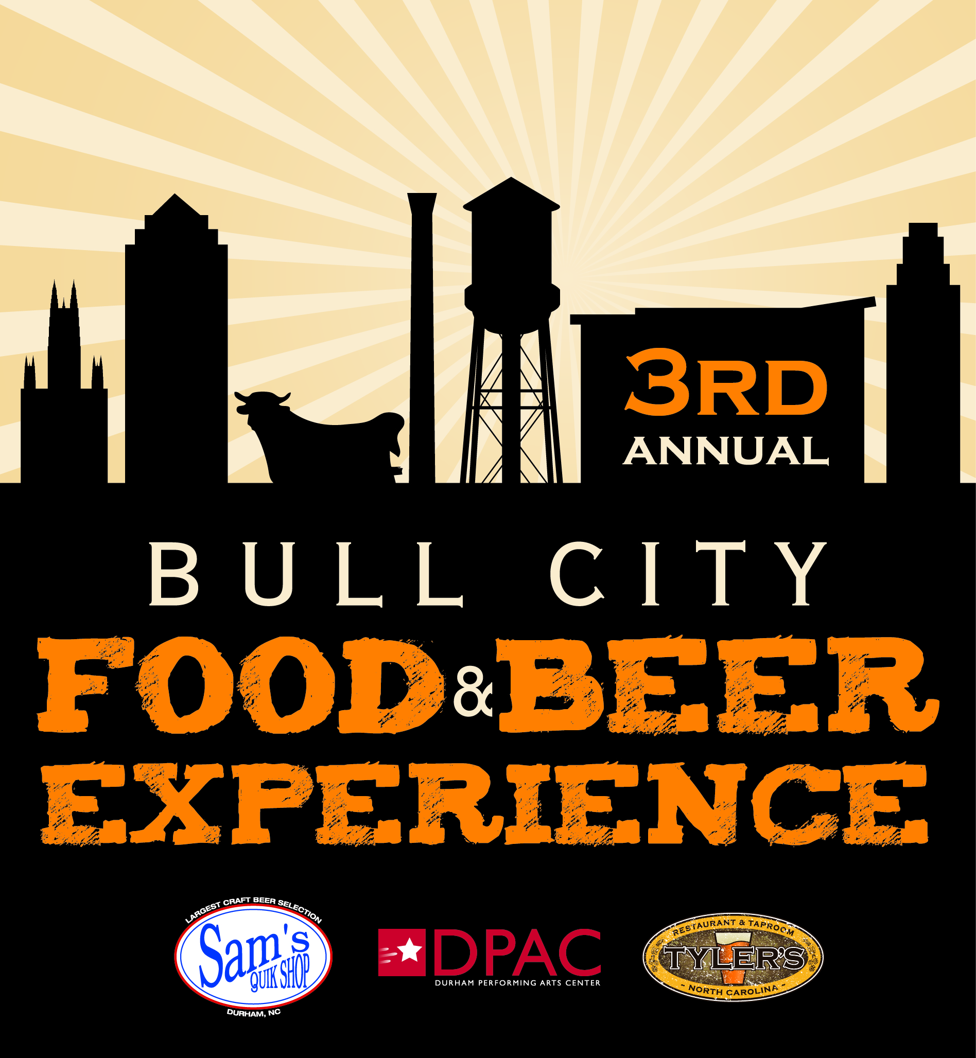 Third Annual Bull City Food Beer Experience At Dpac Durham