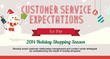 Infographic Spotlights Shoppers' Customer Service Expectations for the...