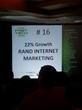 Rand Internet Marketing Named to List of Fastest Growing Tech Firms