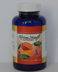 African Mango Supreme Weight Loss Product