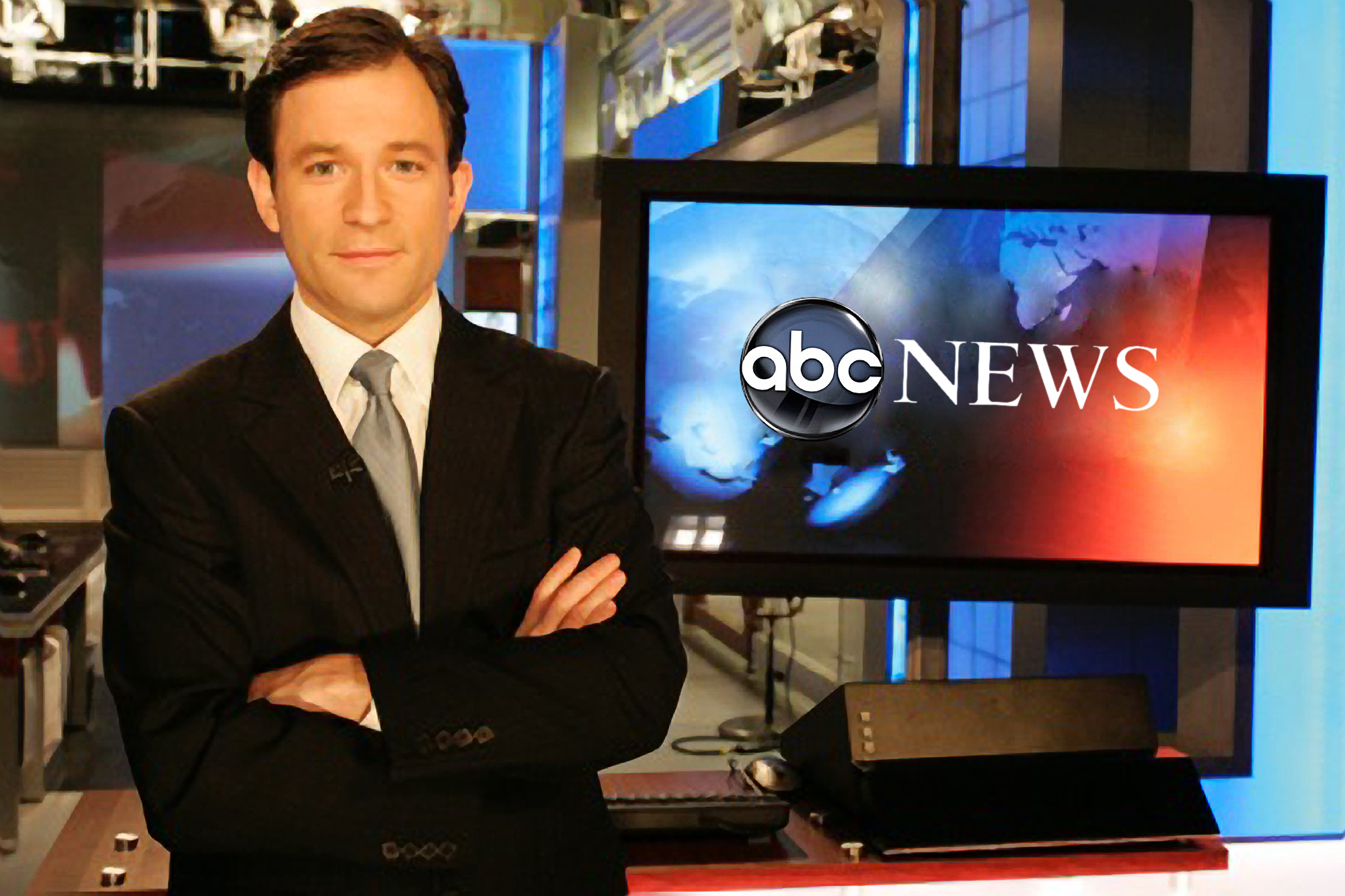 ABC News Picture: Dan Harris, ABC News Anchor And Author Of '10% Happier