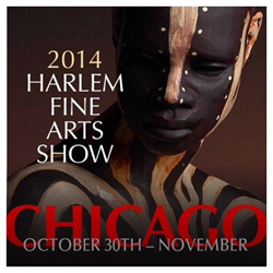 2014 Harlem Fine Arts Show Chicago