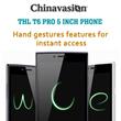 THL T6 Pro Black Gesture