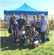 Varsity Boys Cross Country Team Place First in VACA State Championship