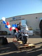 Kolberg-Pioneer, Inc. Worker Wins 'I Make America' Harley