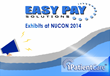 Easy Pay Solutions to Sponsor and Exhibit at iPatientCare National User Conference 2014 as a Platinum Sponsor