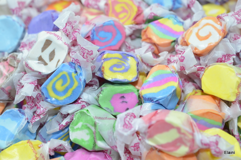 Zeno S World S Most Famous Taffy Goes Unconventional For