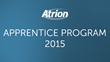 Atrion to Begin Vetting Engineer Candidates for January Apprentice...