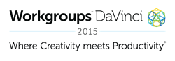 Workgroups DaVinci 2015.
