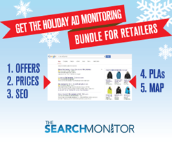The Search Monitor Holiday Bundle for Retailers