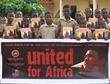 United for Africa provided The Technology of Study booklets to these children in Togo.
