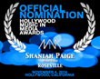 Shaniah Paige Official Nomination HMMA