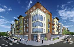 Main + Stone Multifamily Development, Greenville, SC