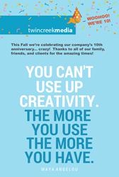 Twin Creek Media Kelowna Marketing Agency 10 year anniversary