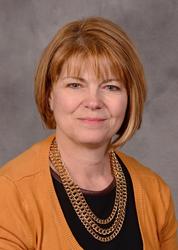 Nancy Page, new CNO at Upstate University Hospital