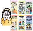 Help Families Protect Themselves from Colds, Flu and More with Free Review Materials from Journeyworks Publishing