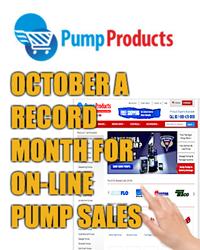 Pump Retailer Reports Records Sales