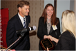 Center for Dermal Research Sponsor of the Year Award Presented to...