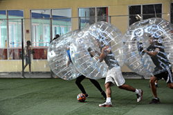 BubbleBall Players