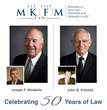 DuPage County Attorneys Celebrate 50 Years of Legal Service in...