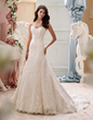 115245,david tuera,wedding gown,style no