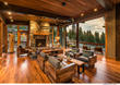 Mountainside Northstar Tree House Interior