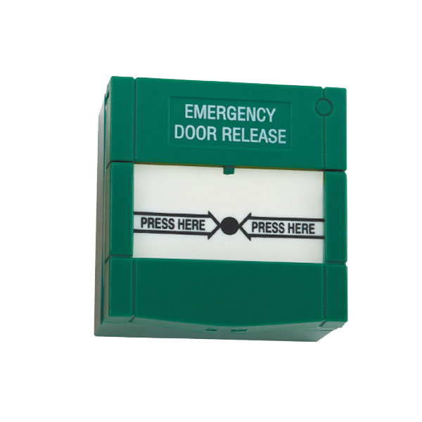 Cheap Green Resettable Fire Alarm Emergency Door Releases