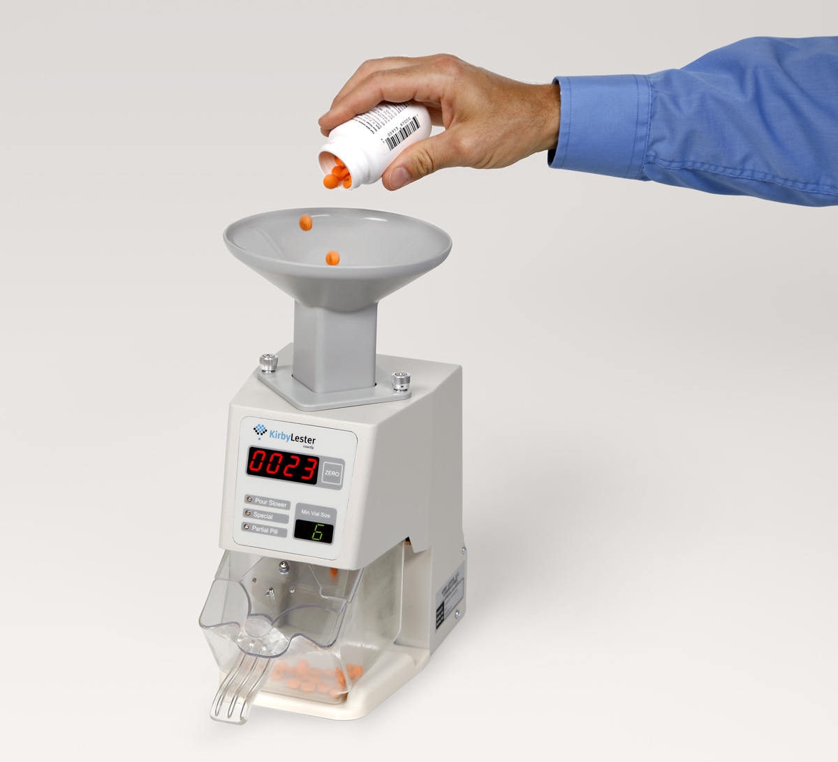 pill counting machine