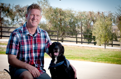 canine tutors - dog obedience training arroyo grande - ashley starling