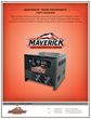 Applied Energy Solutions to Feature Maverick High Frequency Chargers...