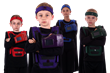 Hero Blast, a Revolutionary New Laser Tag Device for Children, Now...