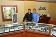 Joseph and Michael enjoy helping their customers with ll of their jewelry repair needs.