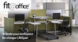 SMARTdesks Launches Fit@Office, Offering Office Exercise Equipment,...