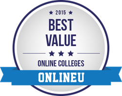 The 2015 Best Value Online Colleges