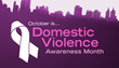 In Honor of National Domestic Violence Awareness Month Dr. Sanjay Jain...
