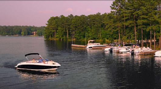 Southeast Discovery Cites 3 Factors That Make Lake Oconee