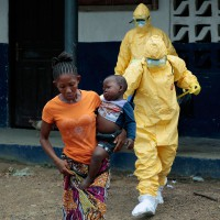 Oxfam Ebola Crisis Appeal