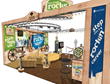 Farm Credit Rocks at the 2014 FFA Convention and Expo