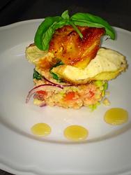 Panzanella Chicken