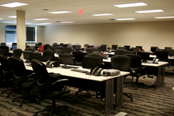 Corus360 WorkGroup Recovery Room is used for RES-Q™ Services testing.